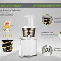 Hurom Slow Juicer H-AJ Series Korea Healthy Juicer Rejuve Blender