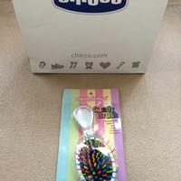 chicco original sisir bayi candy brush