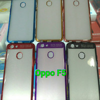 Soft Case Auto Focuss Oppo F5 Casing hp oppo f5 F5