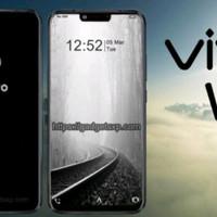 HP VIVO V9 2018 / V 9 18 (V9 RAM 4/64GB) - RESMI BLACK / HITAM