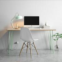 Meja Kantor 100x60 Meja Kerja Meja Komputer Meja Makan Cafe