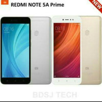 HP XIAOMI REDMI NOTE 5A PRIME (XIAOMI MI 5 A RAM 3/32GB) GOLD & GREY