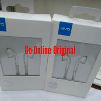 Headset Earphone Hp Vivo Original Ori Semua Handphone Vivo Bisa Hedset