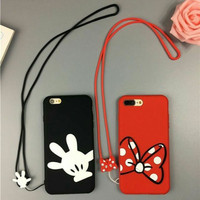 Casing Samsung series J and S [Disney Couple]