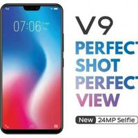 Hp VIVO V9 NEW (vivo V9 camera 24 Mp) RAM 4/64GB BLACK Edition
