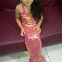 Mermaid baju putri duyung mainan anak harga grosir