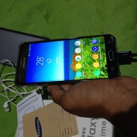 Android Samsung J7 Prime Second Fullset Mulus