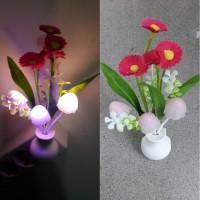 Lampu Tidur Jamur Mini Avatar Unik led lamp unique lampu kamar romatis