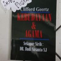 Kebudayaan Dan Agama - Clifford Geertz