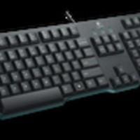 Promo Logitech Mk100 Keyboard Mouse Usb/Ps2 Berkwalitas
