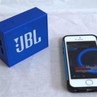 Sale! Jbl Go Blue Speaker Bluetooth Portable Original Unik