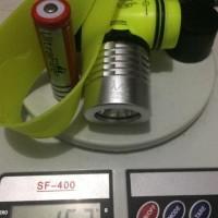 Sale! Diving Headlamp Senter Kepala Selam Flashlight Flash Light Head