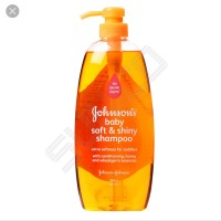 Johnson baby & shine shampoo
