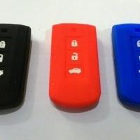 Sarung Kunci Karet / Sarung kunci mobil EXpander Cover Kunci 3 tombol