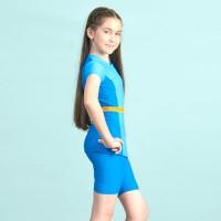 Lee Vierra - Baju Renang Anak Perempuan Bellatix Two Pieces | Size 14