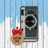Casing Custom Hardcase Samsung S6 Camera Leica O1275 Case C