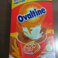 promo 2 kotak susu bubuk ovaltine high 10 660gram