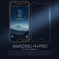 Samsung Galaxy  C7 2017 / J7 PLUS Tempered Glass - Nilkin Amaz. H+ PRO