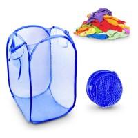 Keranjang Baju Kotor - Keranjang Baju Lipat - Laundry Bag