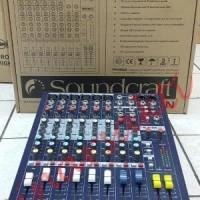 Mixer Soundcraft EPM6  ( 6 channel ) ORIGINAL Grosir