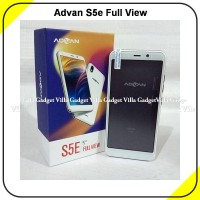 Advan S5E Full View Display 4G LTE Garansi Resmi HP Android Murah