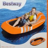 Perahu Hydro-Force Raft Bestway 61100 - Orange