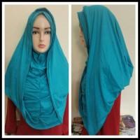 Baru . Jilbab Instan Arabian Hoodie Premium Versi Jumbo ! ! !
