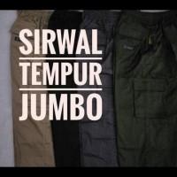 Promo Besar . . . . Celana Sirwal Tempur Jumbo ! ! ! !