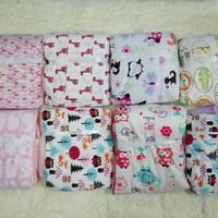 Selimut Bayi Baby Blanket Double Fleece Carter Cotton gir