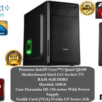 PC Rakitan Intel Core 2 Quad Q8400