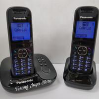 Telepon Wireless Panasonic KX-TG5522 Answer Machine TG5522 (2 handset)