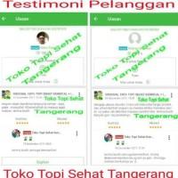 (Promo!!) Original 100% Topi Sehat Kenrical + Ion Negatif Dan Bio Fir