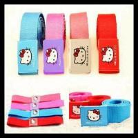 (Promo!!) Ikat Pinggang Anak Perempuan Import Hello Kitty 31 30 29 28