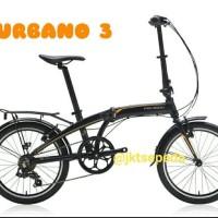 PRODUK Sepeda Lipat Polygon Urbano 3