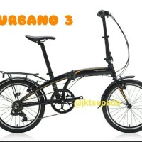 PRODUK SPESIAL Sepeda Lipat Polygon Urbano 3