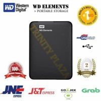 WD Element / Elements 500GB - HDD / HD / Hardisk Eksternal / External