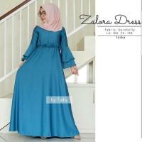 Baju muslim wanita dress Zalora di lapak Alifia Store alifia_store