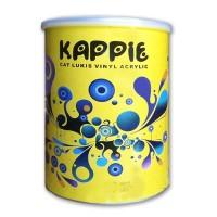 Cat Lukis Acrylic KAPPIE 1Kg Biru