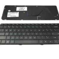 Keyboard LAPTOP ORIGINAL HP Compaq Presario CQ42 G42 - Hitam