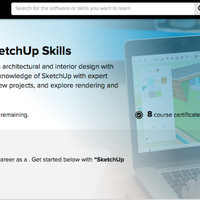 Video Course Improve SketchUp Skill from Lynda