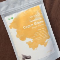 Herbilogy Cooling Cogon Grass Extrack Powder / Alang-alang 100gr