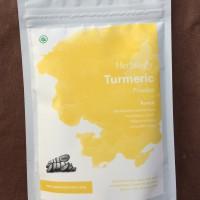 Herbilogy Tumeric Extrack Powder / Kunyit 100gr