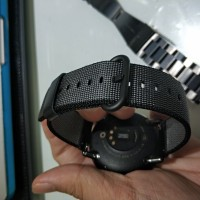 22mm Woven strap for Smartwatch Amazfit Pace Samsung Gear S3