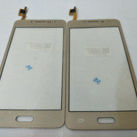 WARNA GOLD TOUCHSCREEN SAMSUNG G532 GALAXY J2 PRIME G532H ORI