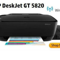 PRINTER HP DESKJET GT 5820 (PSC)
