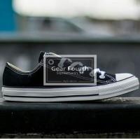 Sepatu Converse All Star Murah Warna Hitam List Putih