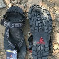 Sandal gunung ori Akasaka Hazardous not eiger outdoor pro