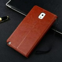 Flip Cover SAMSUNG GALAXY note Wallet leather case