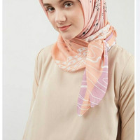 Hijabenka - Orion Scarves Dusty by Ammara