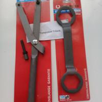 Kunci CVT Universal Holder Paket Kunci CVT 39x41 Coupling Nut Wrench